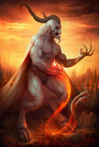 From Hades he Came