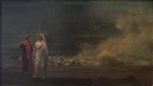 Dante's Inferno, all 9 levels are bad enough.  But what if eternal damnation is simply seperation from God?  Since He is light, the opposite would be darkness, forever.  Something to ponder.