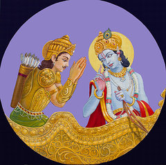 krishna-speaks-the-bhagavad-gita-dominique-amendola