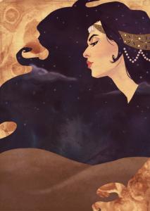 Arabian Nights artwork16
